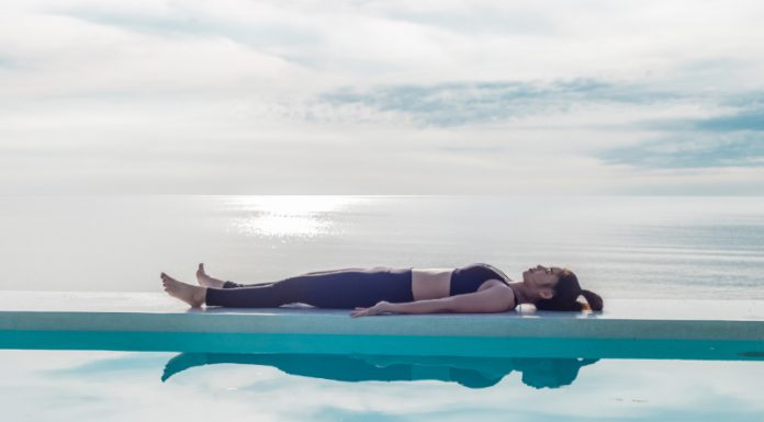 Corpse Pose (Savasana)   Yoga to Combat Anxiety and Fatigue