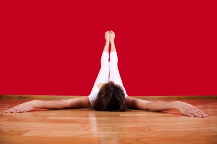 Legs Up The Wall Pose   Treat Your Legs and Help Them Relax