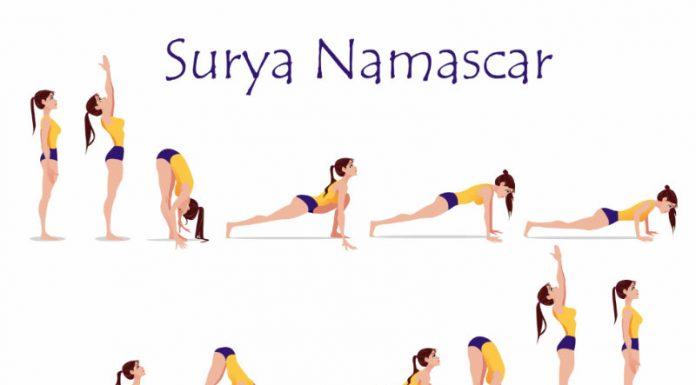 Sun Salutation   Practice Gratitude and Boost Endurance