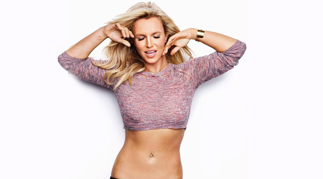 A hot body, flat stomach and firm abs worthy of a cover girl have put Britney  Spears back in the headlines for her weighty issues—or lack thereof—yet  again.