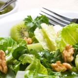 House Salad with Tahini Dressing_3580683