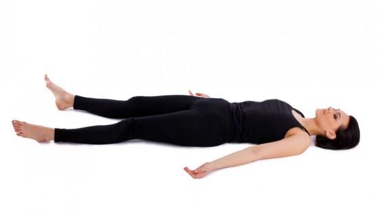 Corpse-pose
