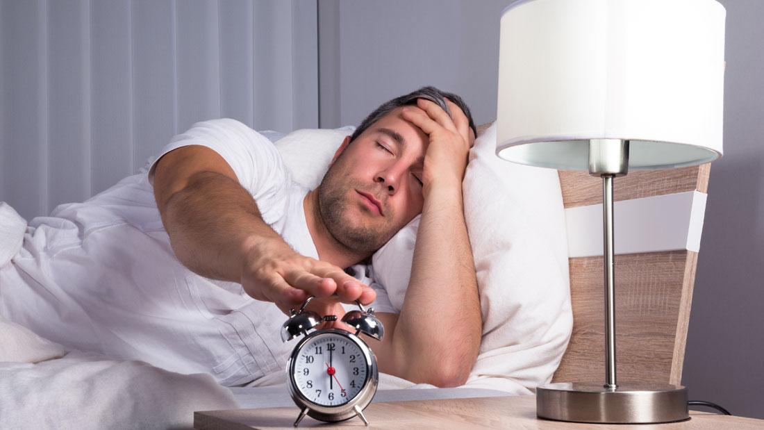 lack of sleep weight gain