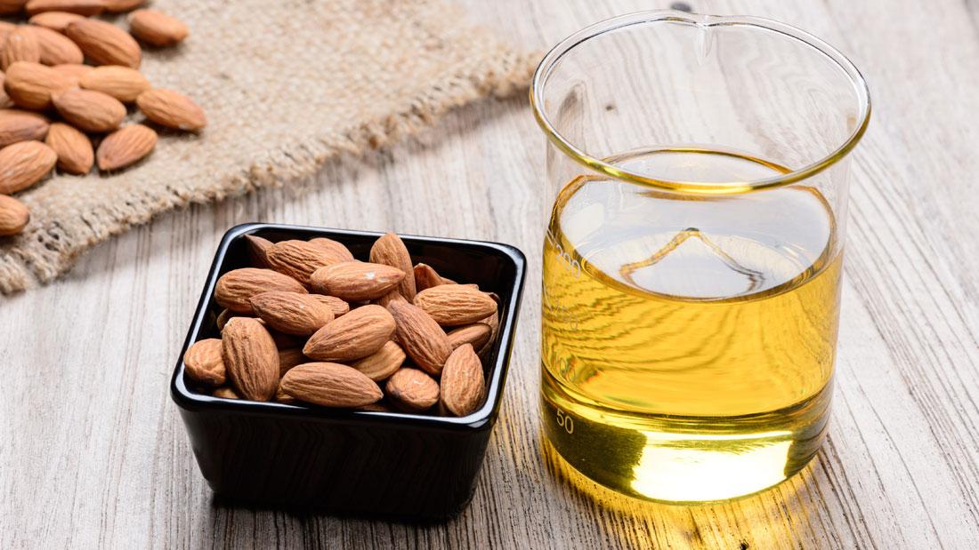 almond oil skincare