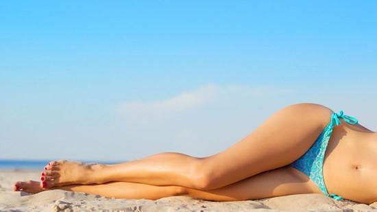 bikini ontharen
