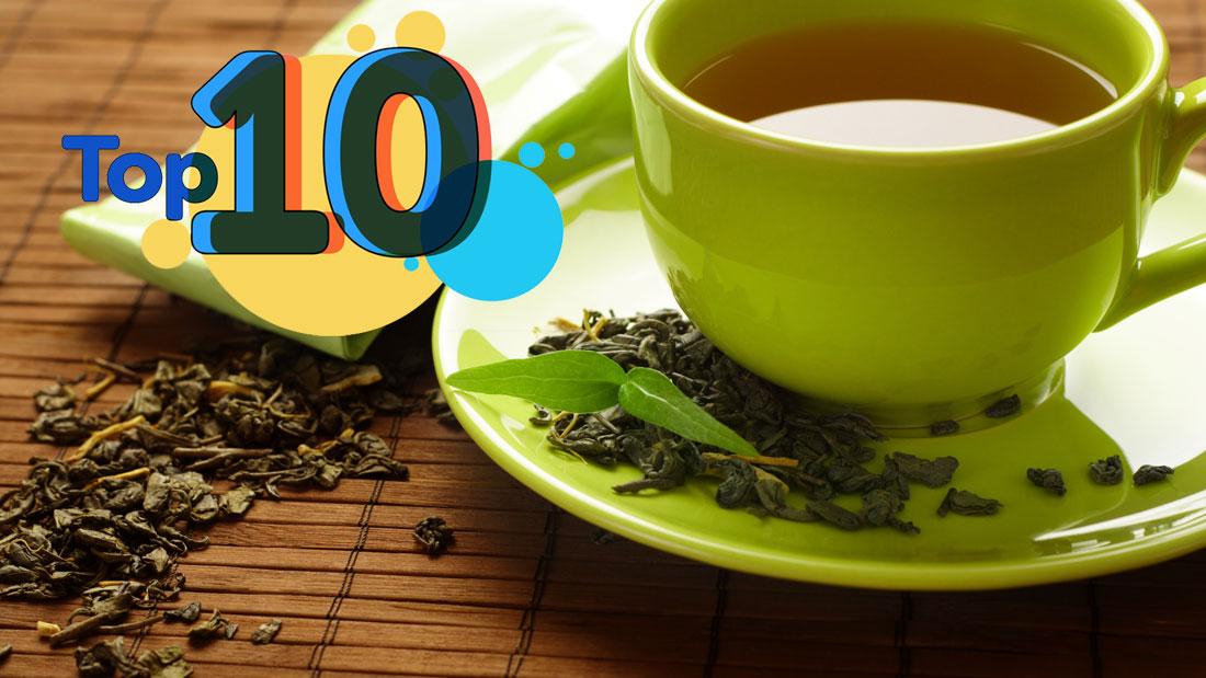 green tea anti aging benefits