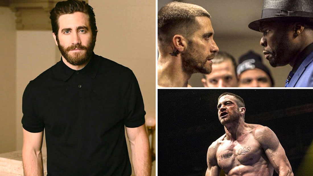 jake gyllenhaal workout for southpaw