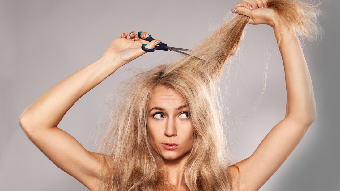 haircare for damaged hair