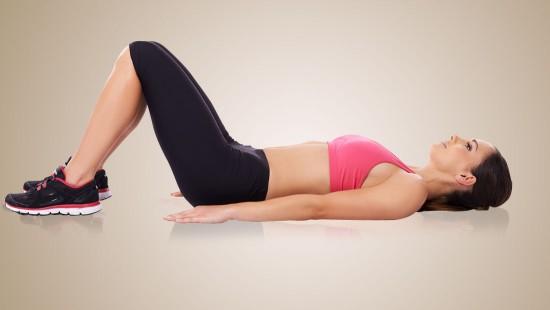 pelvic tilt post pregnancy exercis