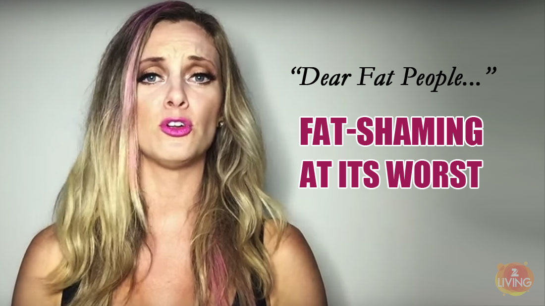 Youtubers react to whats possibly the worst fat shaming video on in malvernweather Image collections