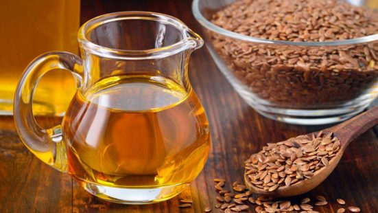 flax seeds burn belly fat