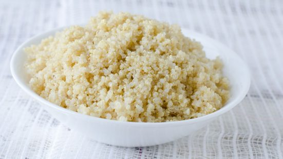 Quinoa for heart