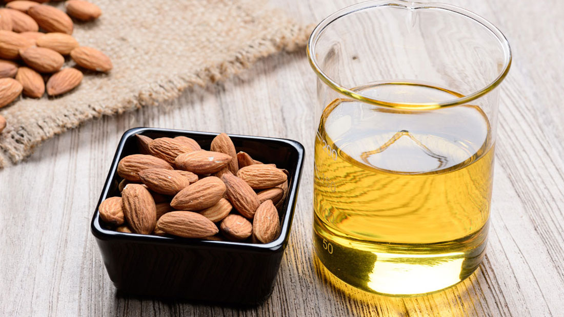 almond oil for anti aging
