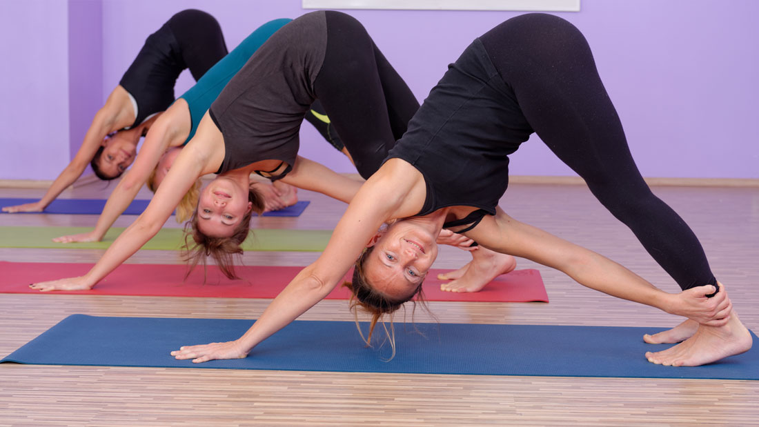 ashtanga yoga level