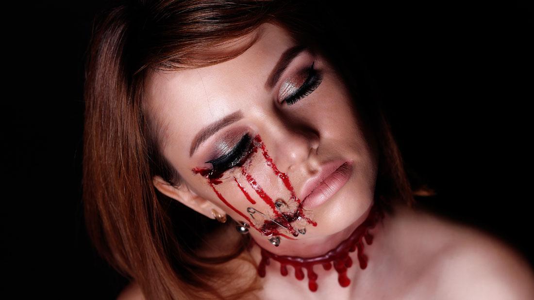 fake blood for halloween makeup