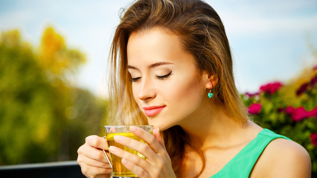 five teas for weight loss