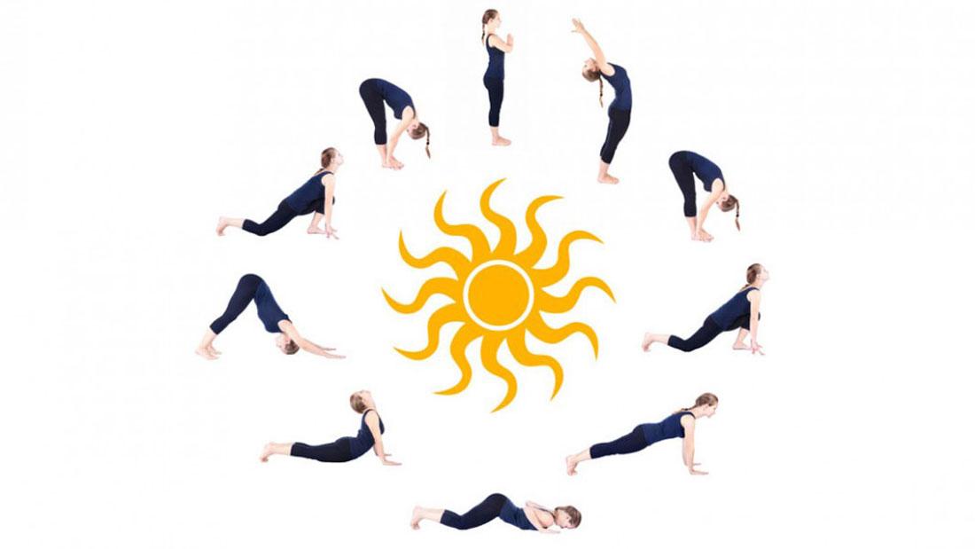 format for a vinyasa yoga class