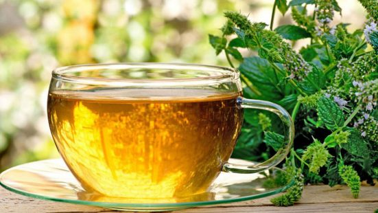 green tea for cold feet