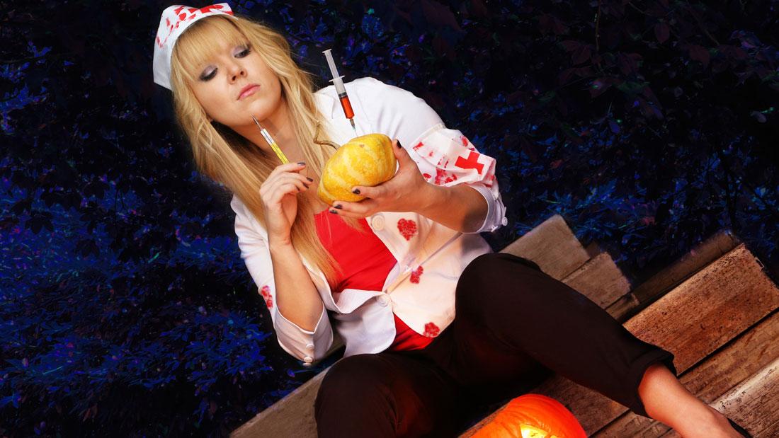 homemade fake blood for halloween