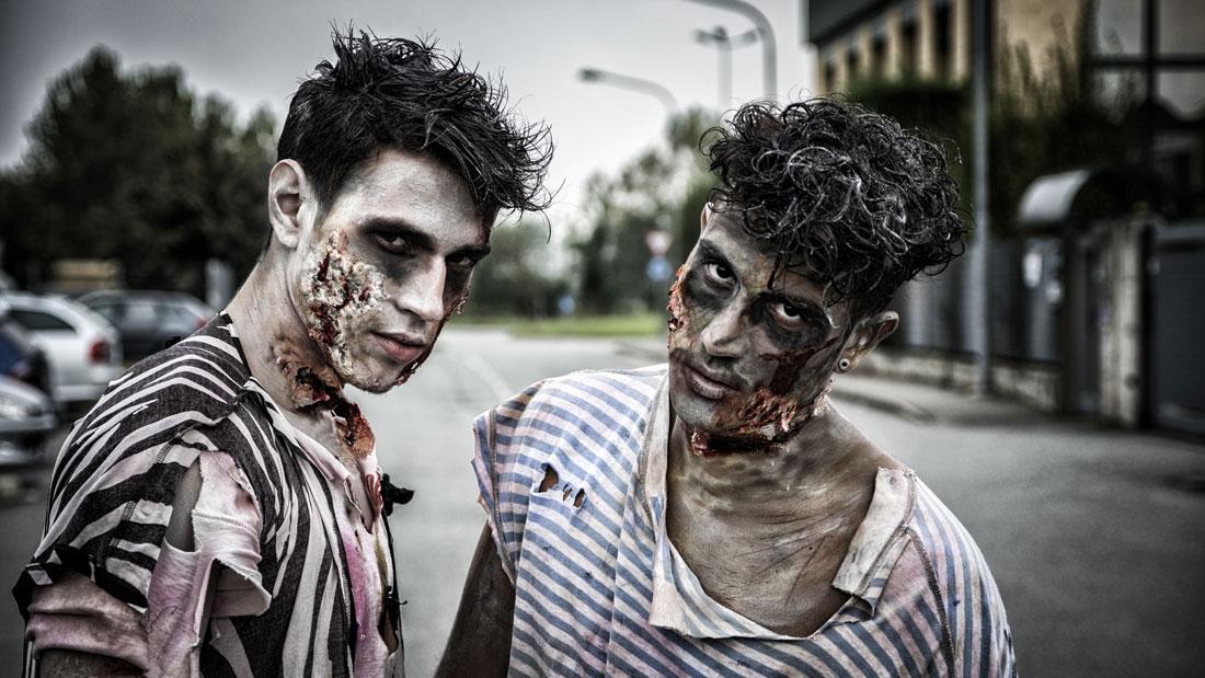 prosthetic skin for halloween