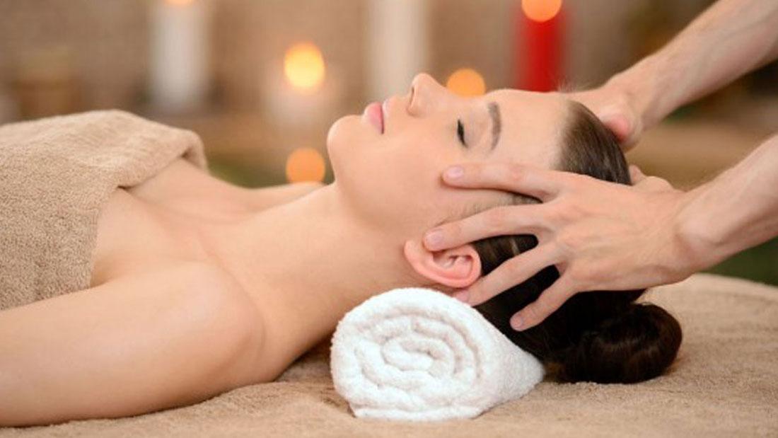 scalp massage for fall