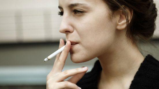 smoking to lose weight
