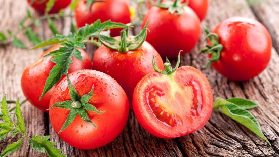 tomatoes for heart