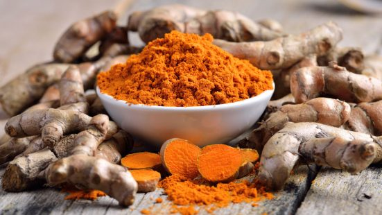 turmeric for cold