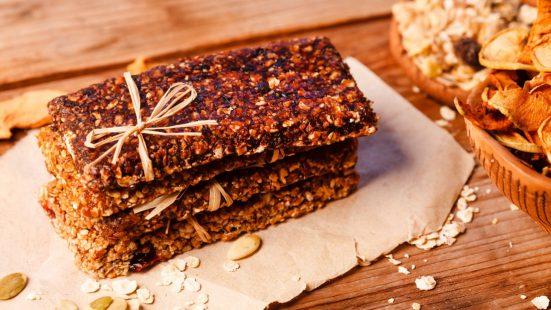 vegan muscle building protein bar recipe