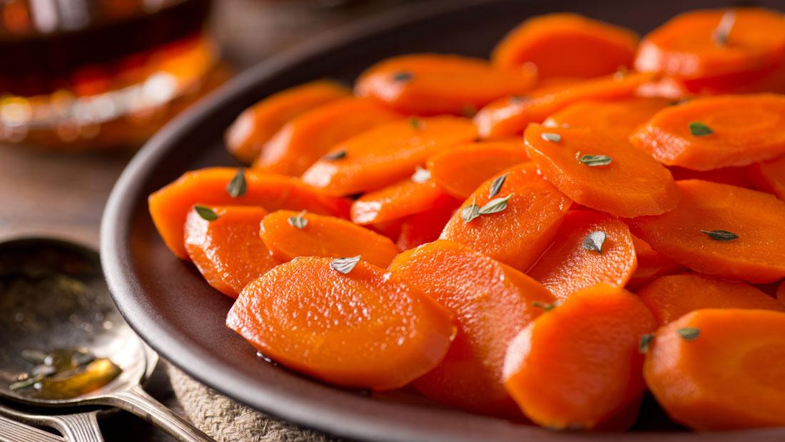 vichy carrots recipe