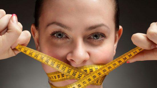 your diet is restrictive