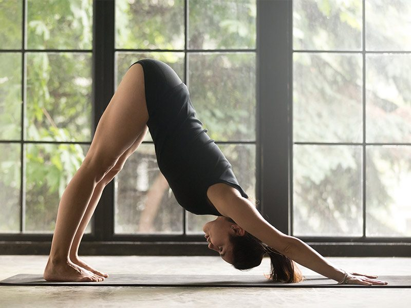 Follow-up Poses: Downward-Facing Dog Pose