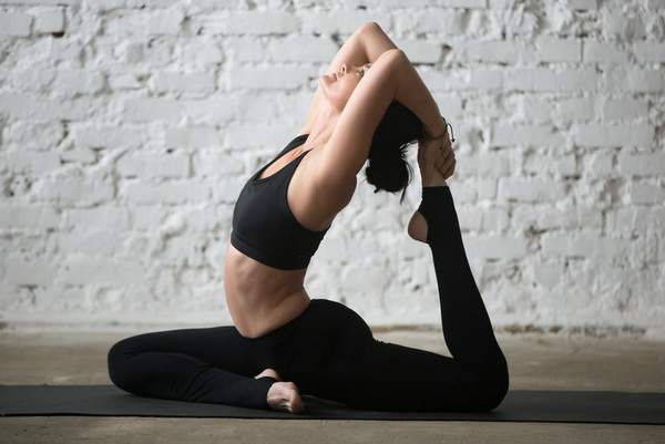 Follow-up Poses for Pigeon pose: One-Legged King Pigeon Pose II