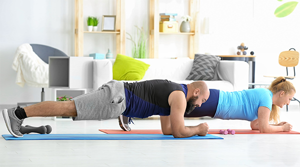 Plank Poses Target Your Core Muscles