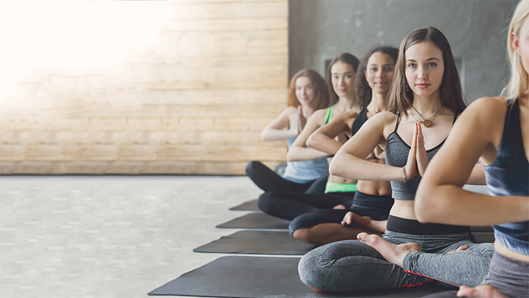 Quiet Your Mind With Yoga and Meditation