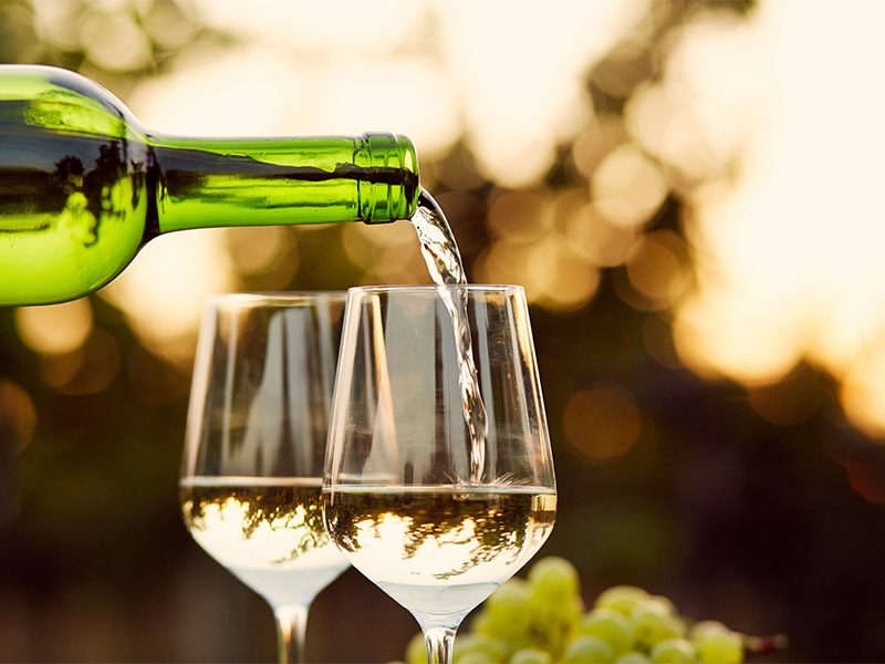 Wine for Heart Health: White Wines