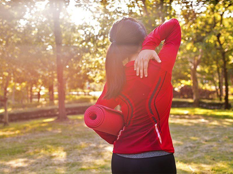 Yoga: Yoga for Back Pain