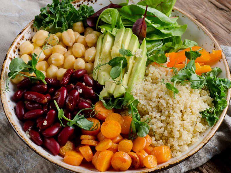 Foods for the Kapha Dosha