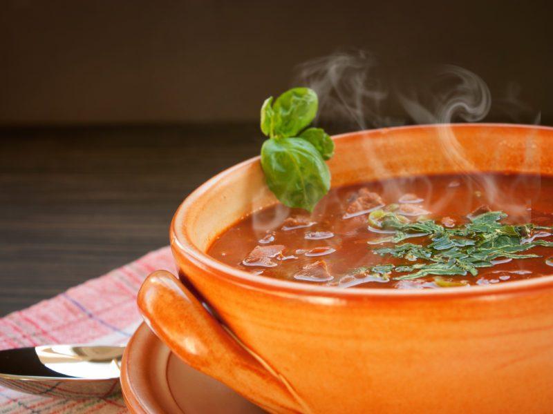Foods for the Vata Dosha
