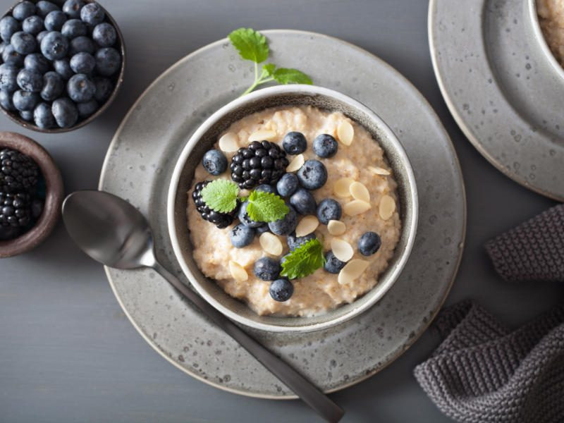 Give Your Breakfast an Antioxidant Boost