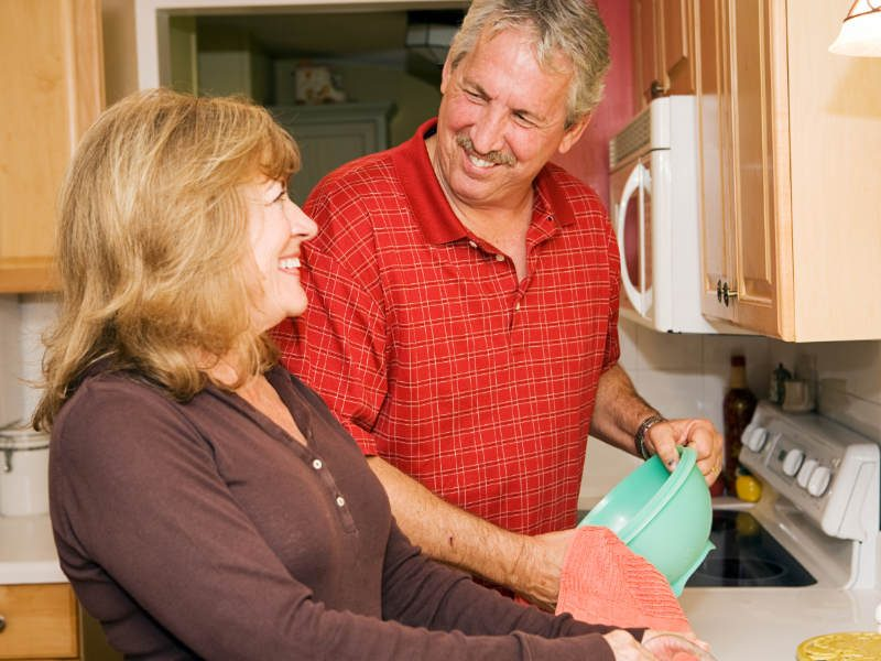 Help Out Equally With Household Chores to Create More Happiness in Your Relationship