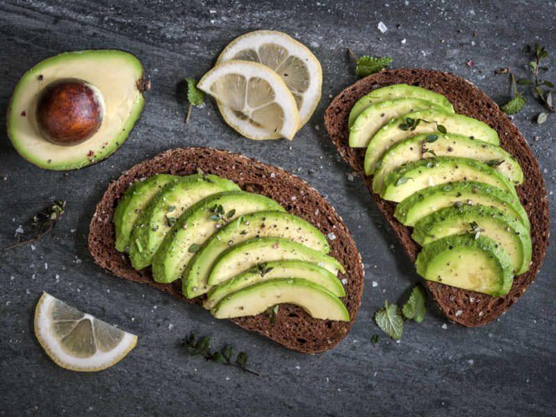 Spread Avocado Over Your Toast