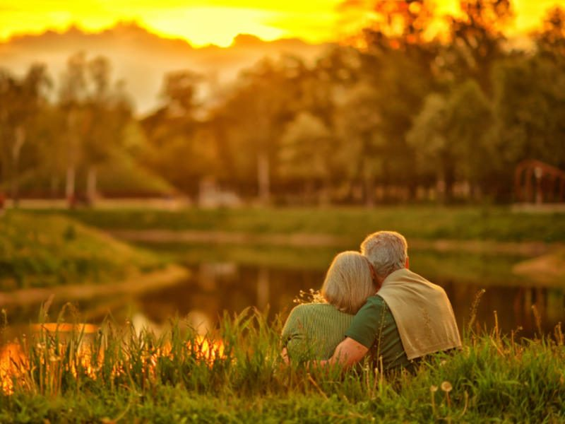 Why Marital Happiness Matters Most in Older Age