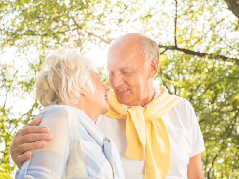 Why Marriage Matters Most for Older Adults
