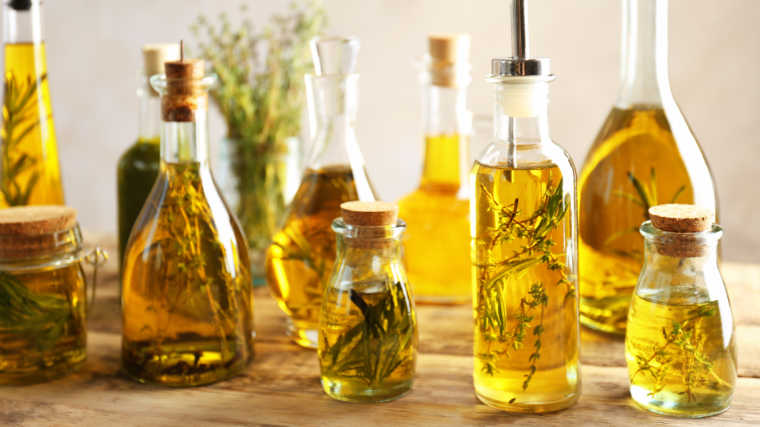 Healthy Cooking Oils to Stock Your Pantry With