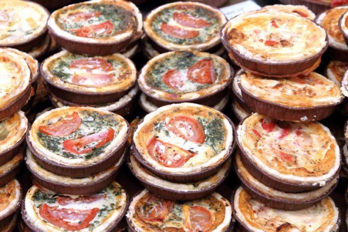 Portobello Pizzas