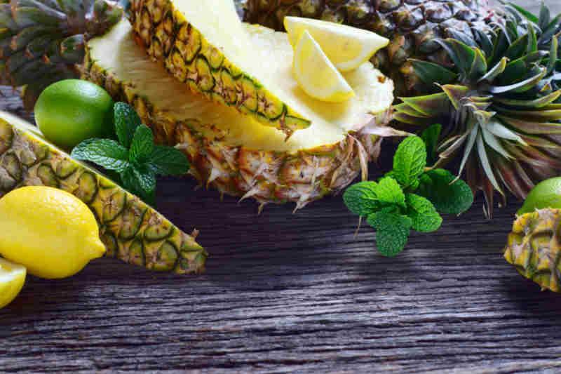 Pineapples For Skin