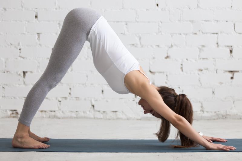 3 Yoga Poses For a Good-nights Sleep