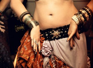 Benefits of Belly Dancing