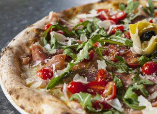 Artichokes on Pizza